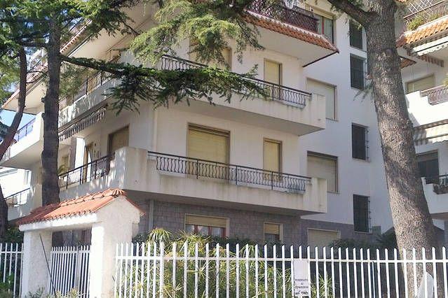 Vista esterna della casa vacanze Affitto Appartamento 84648 Sanremo