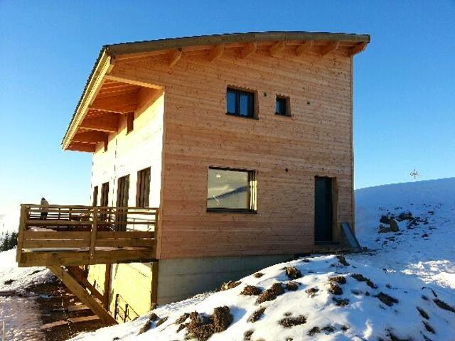 Vista esterna della casa vacanze Affitto Chalet 88811 Chamrousse