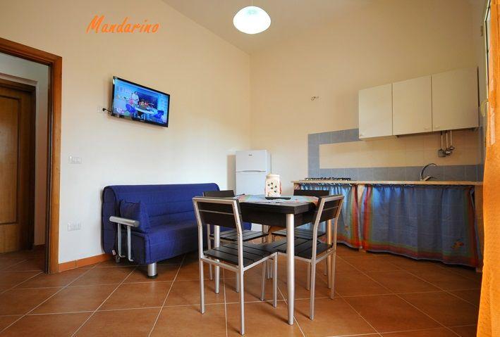 Cucina separata Affitto Appartamento 79039 Gallipoli