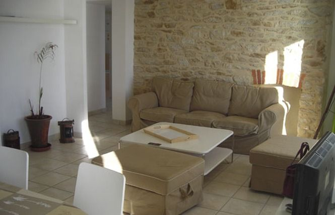 Salotto Affitto Appartamento 81600 Quiberon