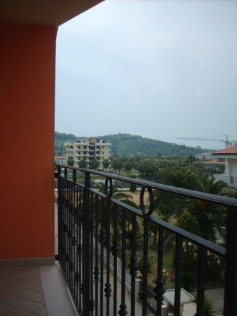Vista dal balcone Affitto Appartamento 88815 Alba Adriatica