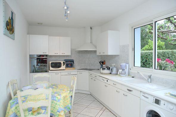 Cucina all'americana Affitto Villa  92053 Cap Ferret