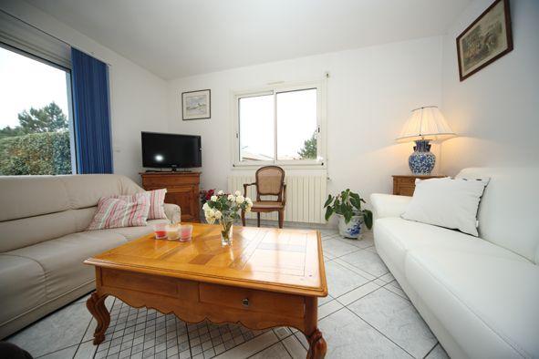 Soggiorno Affitto Villa  92053 Cap Ferret