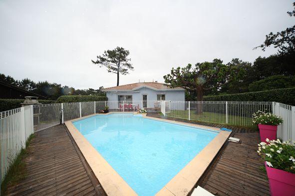 Vista esterna della casa vacanze Affitto Villa  92053 Cap Ferret