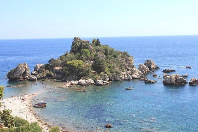 Spiaggia Affitto Appartamento 98800 Taormina