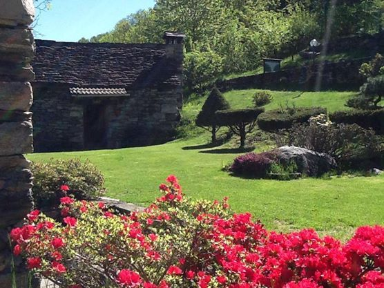Giardino Affitto Agriturismo 85439 Verbania