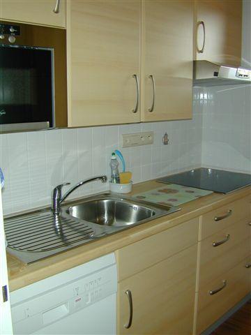 Cucina separata Affitto Appartamento 64 Alpe d'Huez
