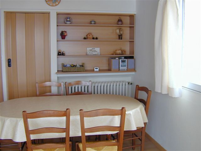 Sala da pranzo Affitto Appartamento 64 Alpe d'Huez