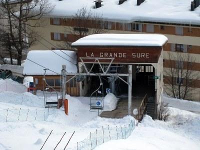 Altra vista Affitto Appartamento 64 Alpe d'Huez