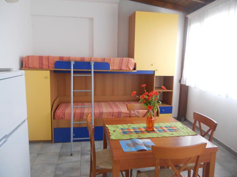 Soggiorno Affitto Appartamento 87284 Favignana