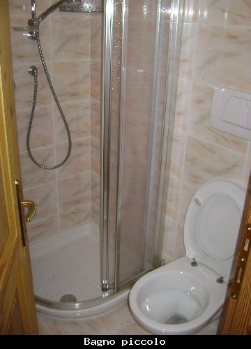Doccia Affitto Appartamento 80614 Selva di Cadore