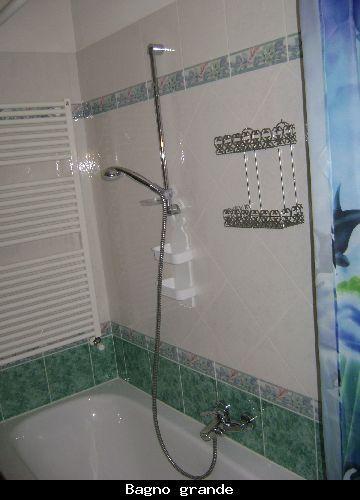 Bagno Affitto Appartamento 80614 Selva di Cadore