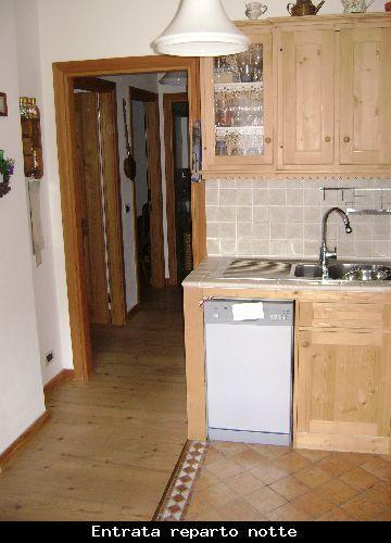 Soggiorno Affitto Appartamento 80614 Selva di Cadore