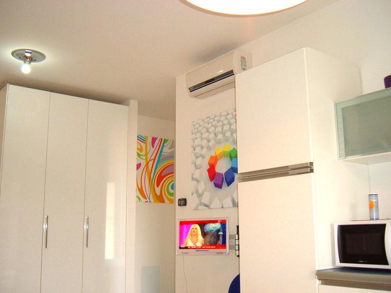 Vista dalla casa vacanze Affitto Appartamento 75650 Pineto