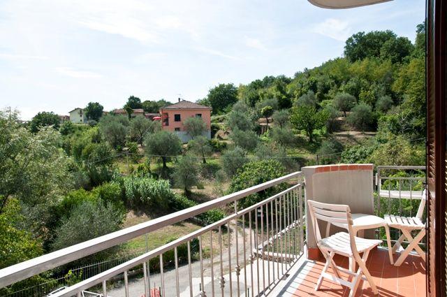 Vista dal balcone Affitto Appartamento 81895 La Spezia