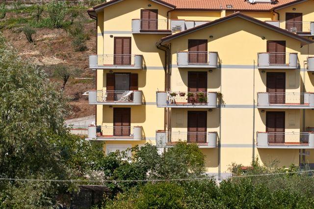 Vista esterna della casa vacanze Affitto Appartamento 81895 La Spezia