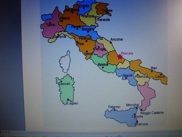 Mappa Affitto Appartamento 87229 Pescara