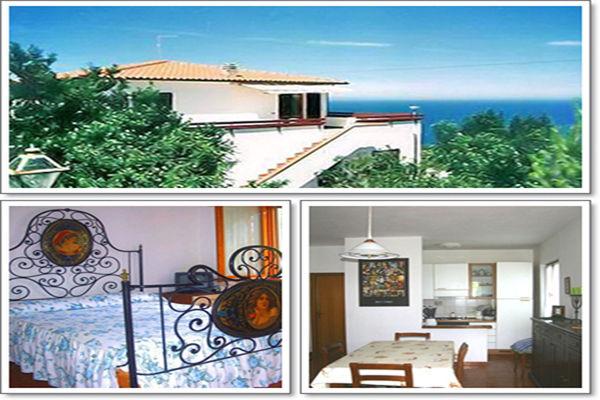 Vista dalla casa vacanze Affitto Appartamento 69962 Marciana