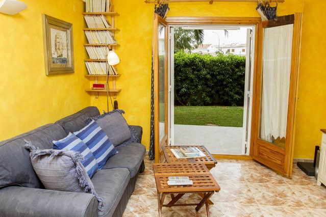 Salotto Affitto Appartamento 76203 Dénia