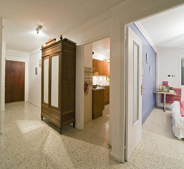 Entrata Affitto Appartamento 77050 Menton (Mentone)