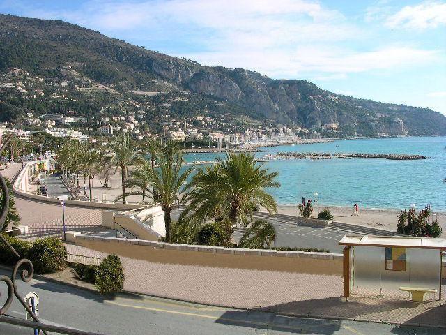 Spiaggia Affitto Appartamento 77050 Menton (Mentone)