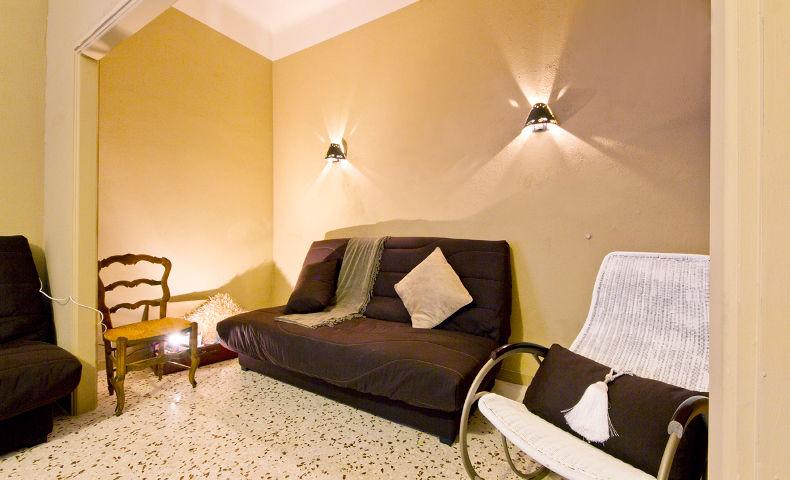 Salotto Affitto Appartamento 76250 Nizza