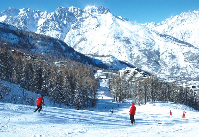 Altra vista Affitto Monolocale 79720 Puy Saint Vincent