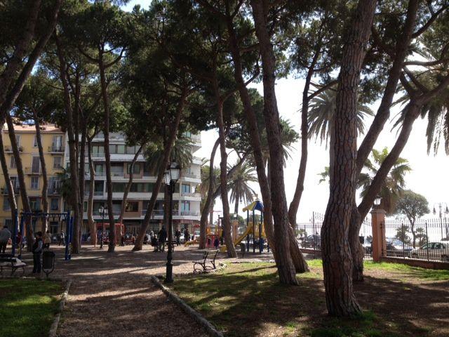 Vista nelle vicinanze Affitto Appartamento 82190 Ventimiglia