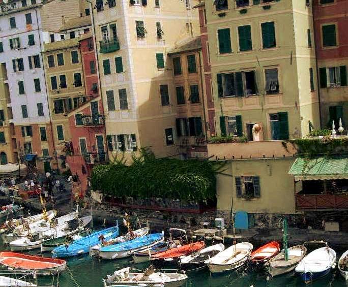 Vista nelle vicinanze Affitto Appartamento 82387 Camogli