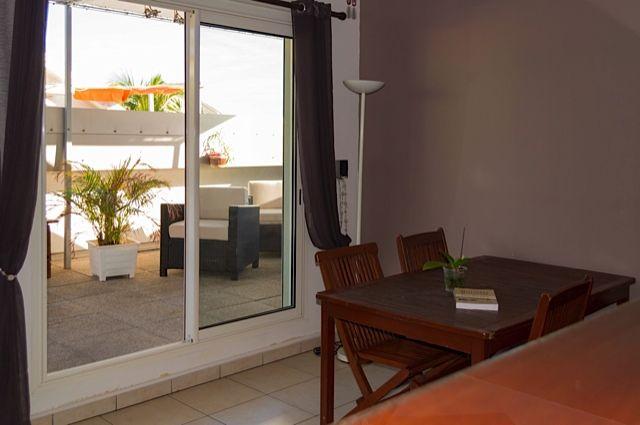 Soggiorno Affitto Appartamento 85760 Saint Leu