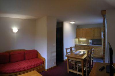 Soggiorno Affitto Appartamento 101843 Valloire
