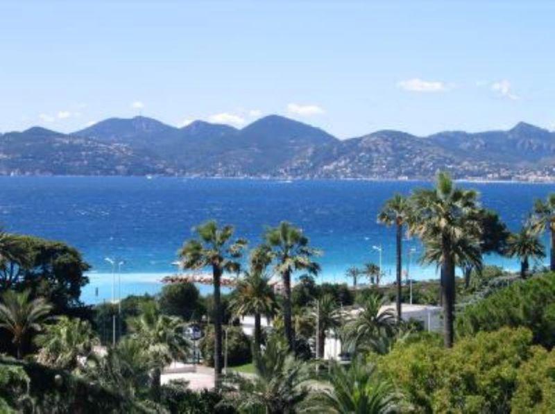 Vista dal balcone Affitto Appartamento 104812 Cannes