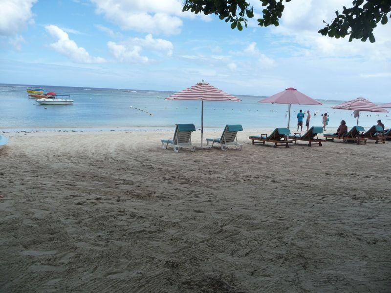 Spiaggia Affitto Appartamento 104847 Trou-aux-biches
