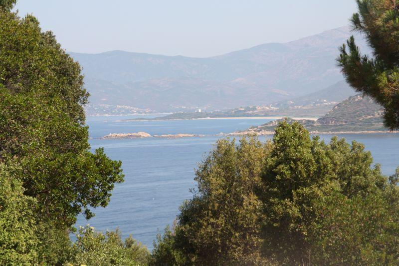 Vista dalla casa vacanze Affitto Villa  105031 Ajaccio