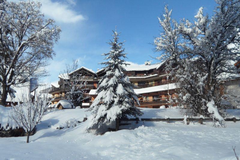 Vista esterna della casa vacanze Affitto Appartamento 106688 Serre Chevalier