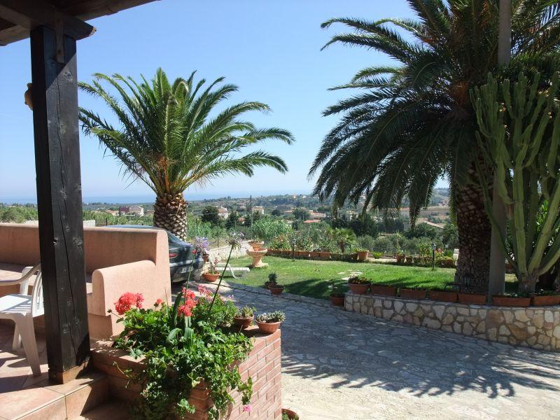 Giardino Affitto Villa  108381 Castellammare del Golfo
