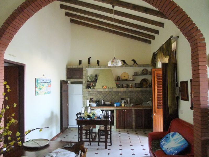 Soggiorno Affitto Villa  108381 Castellammare del Golfo