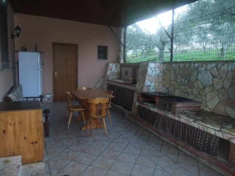 Barbecue Affitto Villa  108381 Castellammare del Golfo