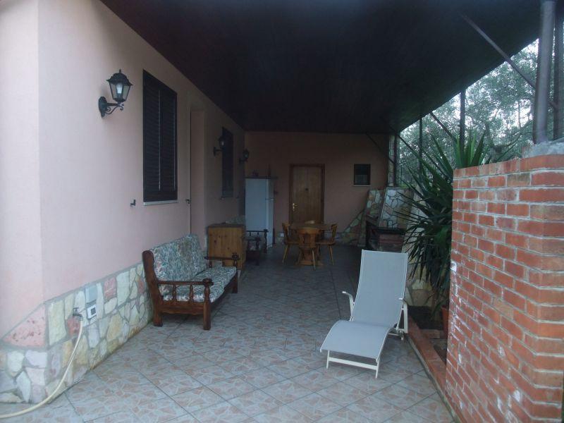 Veranda Affitto Villa  108381 Castellammare del Golfo