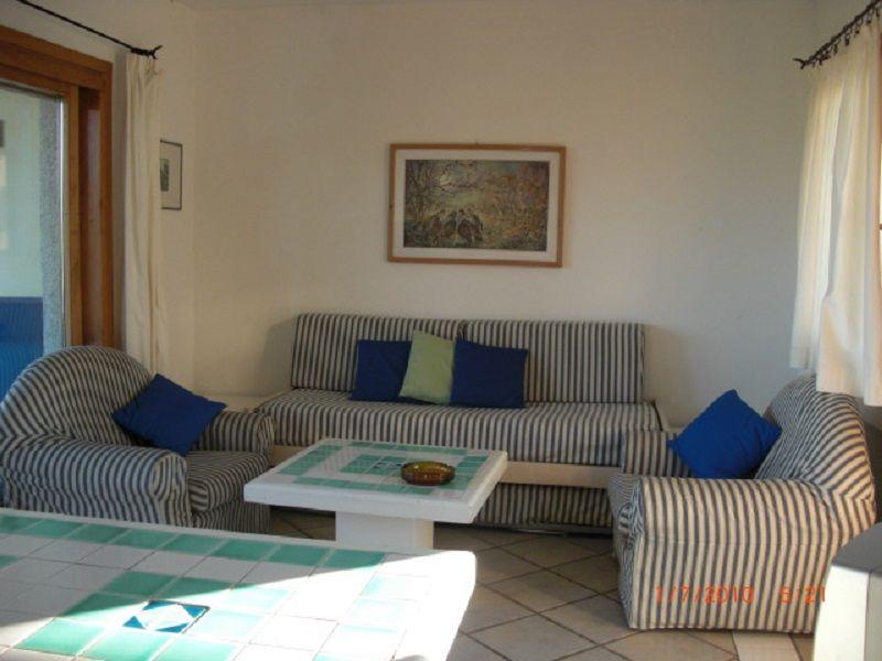 Soggiorno Affitto Appartamento 108847 Golfo Aranci