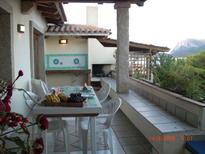 Barbecue Affitto Appartamento 108847 Golfo Aranci