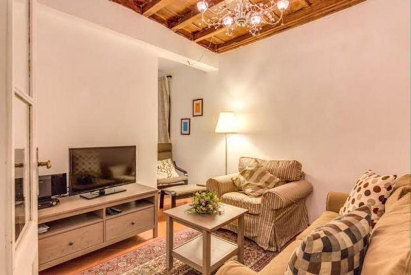 Soggiorno Affitto Appartamento 109742 Roma