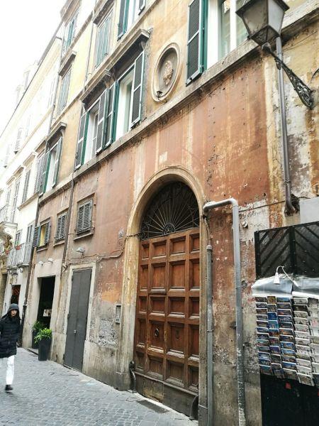 Vista esterna della casa vacanze Affitto Appartamento 109742 Roma