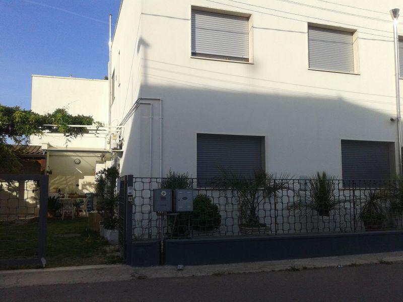 Vista esterna della casa vacanze Affitto Appartamento 115460 Porto Cesareo