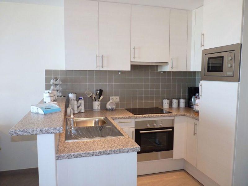 Cucina all'americana Affitto Appartamento 115662 De Panne