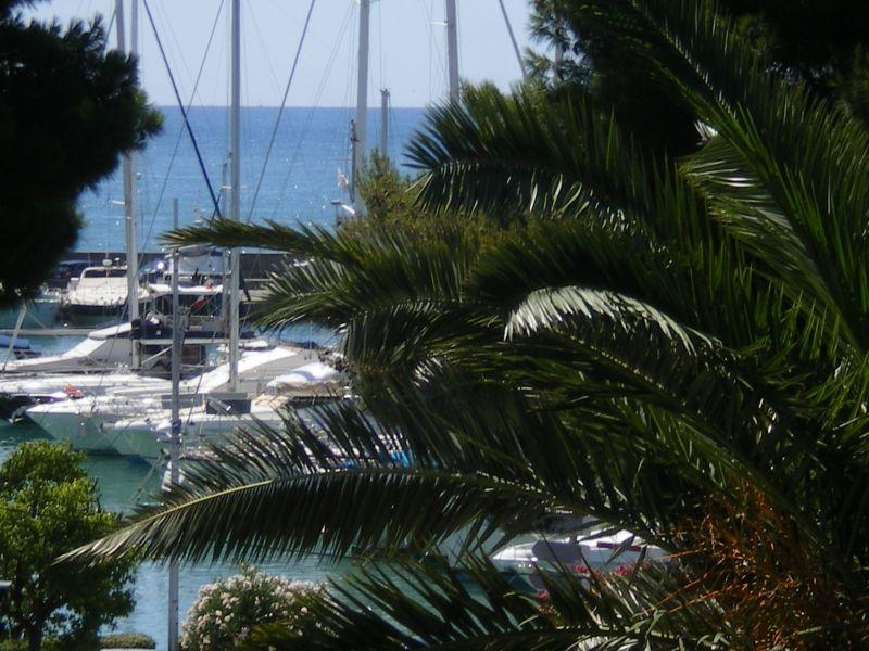 Vista dal balcone Affitto Appartamento 117475 Nizza
