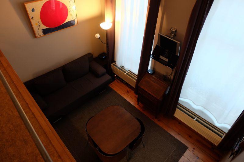 Soggiorno Affitto Appartamento 118000 Bruxelles
