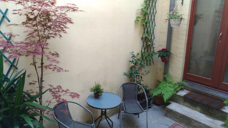 Giardino Affitto Appartamento 118000 Bruxelles