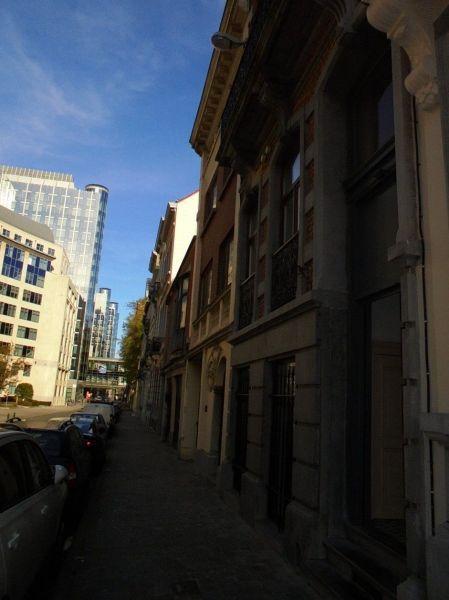Vista esterna della casa vacanze Affitto Appartamento 118000 Bruxelles