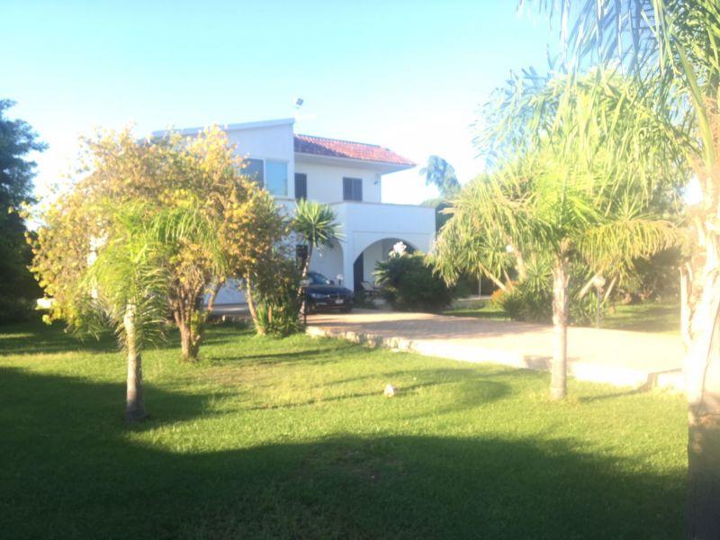 Vista dalla casa vacanze Affitto Villa  118090 Porto Cesareo